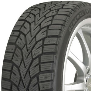 2 New 205 60r16xl 96t General Altimax Arctic 12 205 60 16 Winter Snow Tires