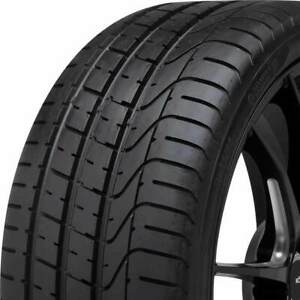 1 New 295 35zr20xl 105y Pirelli Pzero 295 35 20 Tire