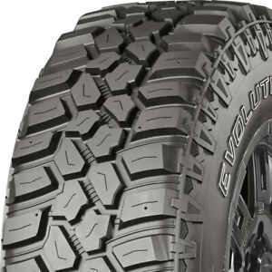 4 New 35x12 50r15lt Cooper Evolution Mt Mud Terrain 35x1250 15 Tires