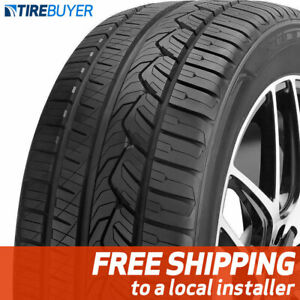 2 New 255 60r17xl Nitto Nt421q 255 60 17 Tires