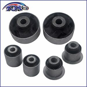 Front Lower Control Arm Inner Outer Bushing Kit For Accord Tl Tsx
