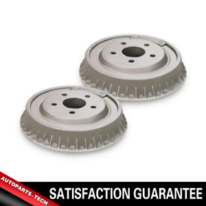 Centric Rear Brake Drums 2 Pcs For 1968 1974 Ford F 100