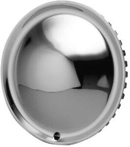 United Pacific Bhc01 14 14 Inch Chrome Full Moon Hubcaps Set Of 4