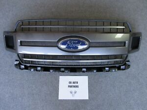 2018 2019 2020 New Original Take Off Ford F150 Xlt Sport Magnetic Gray Grille