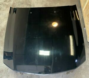 2006 Ford Mustang Gt Black Hood W o Hood Scoop