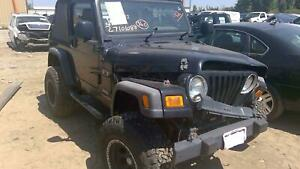 99 06 Jeep Wrangler Engine Assembly 4 0l Vin S 8th Digit