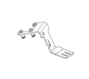 Trimble Ez Steer Bracket For Hagie Dts10 2100 Series Sprayers