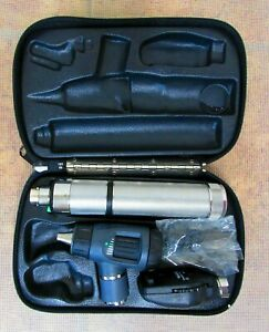 Welch Allyn 97250 m Diagnostic Set Macroview Otoscope Coaxial Opthalmoscope