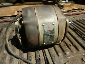Vintage Sunlight Electrical Small Fractional Horse Power Electirc Motor