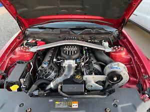 Ford Mustang Gt 5 0 11 14 Procharger D 1sc 1 Supercharger Intercooled Stage 2