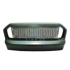 For Ford Ranger 2015 2016 Black Front Grille Vent Replace