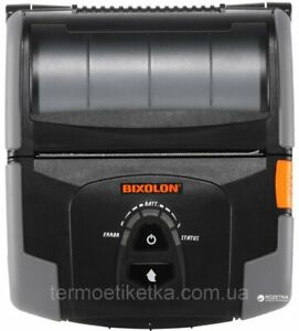 Bixolon Spp r400 Rugged Mobile Receipt Printer