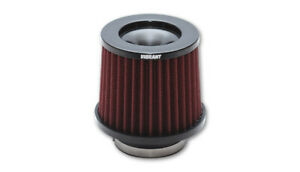 Vibrant Performance The Classic Performance Air Filter 2 5 Inlet Diameter