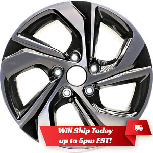 New Set Of 4 16 Replacement Alloy Wheels Rims For 2016 2017 Honda Accord