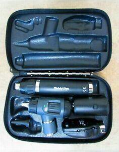 Welch Allyn 97250 ms Diagnostic Macroview Otoscope Coaxial Opthalmoscope Lithium