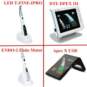 Wireless Dental 16 1 Endo Motor Endodontic Treatment Handpiece Apex Locator Us