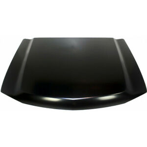 For Chevy Silverado 1500 2500 Hd Hood 2005 2006 Steel Primed Dot sae Compliance