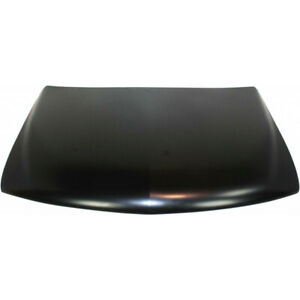 For Chevy Silverado 1500 Hd Hood 2001 2002 Steel Primed Dot Sae Compliance