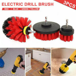 Auto Brush Hard Bristles Waxing Detailing Cleaning Car Care Wash Electric Supply