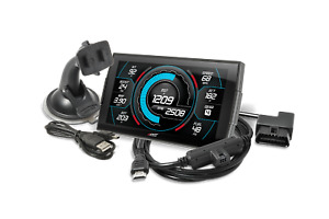 Edge Insight Cts3 Touch Screen Gauge Monitor For Cummins Duramax Powerstroke