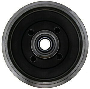 Brake Drum Rear Acdelco Pro Brakes 18b549an Fits 00 08 Ford Focus