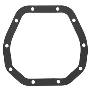 Differential Cover Gasket axle Housing Cover Gasket Rear Fel pro Rds 55037