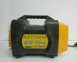 Appion G5twin Refrigerant Recovery Machine Used But Works Great