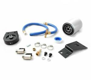 Max Flow Diesel Coolant Filtration Kit For 1999 5 2003 Ford 7 3l Powerstroke