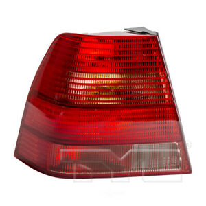 Tail Light Assembly Left Tyc 11 5948 01 Fits 99 03 Vw Jetta