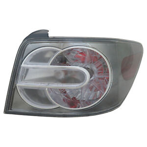 Tail Light Assembly capa Certified Right Tyc 11 6595 90 9 Fits 07 09 Mazda Cx 7