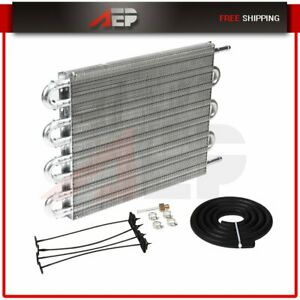 10 Heavy Duty Engine Oil Cooler Transmission Cooling Repair Mounting Kit 1405