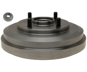 Brake Drum r line Contains Spindle Nut Rear Raybestos Fits 09 11 Ford Focus