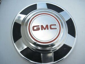 Used 1973 1987 Gmc Dog Dish Bowl Hubcap 12 3 4 1 Ton Truck 16 Wheel Cover