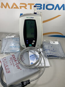 Welch Allyn 420 Series Spot Vital Signs Monitor Nibp Temperature Biomed Tested