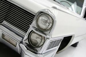 1965 Cadillac Bumper End Drivers Side Solid With No Corrosion
