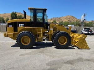 Cat 928g Loaded Ac 4 1 Bucket Low Hours Used By One Soutern Califonia City