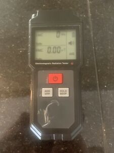 Lcd Electromagnetic Field Radiation Detector Emf Meter Usa Seller