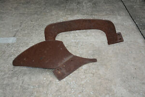 Gibson Model D Tractor Rear Plow Implement Attachment