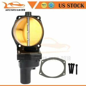 102mm Boosted Drive By Wire Throttle Body For Ls2 Ls3 Ls7 Lsx Cts v Camaro Ss