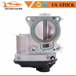 Throttle Body For Ford Focus 4 Door 2 0t 2 0l 2003 2004 2005 2006 2012 1537636