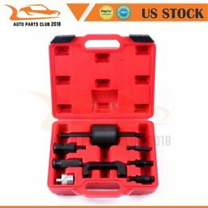 For Mercedes Cdi Diesel Injector Bush Delphi Remover Puller Extractor Tool Set
