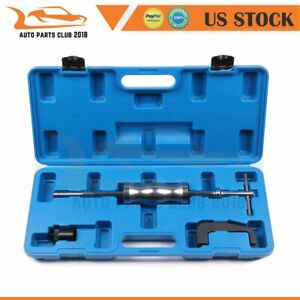 3pcs Diesel Injector Puller Extractor Remover Set For Mercedes Benz Cdi Engines