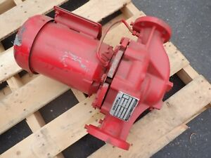 Armstrong Pump 4380 2x2x8 56gpm 60ft 3hp 1800rpm 208 230 460 Odp