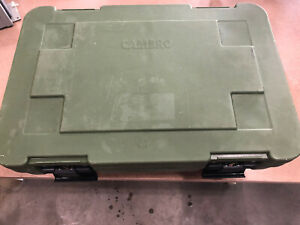 Cambro Upcss160 Food Carrier 6 Inches Deep Stackable