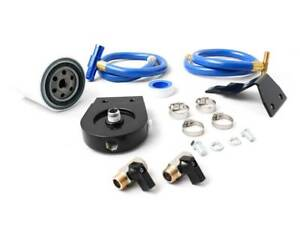 Max Flow Diesel Coolant Filtration Kit For 2003 2007 Ford 6 0l Powerstroke