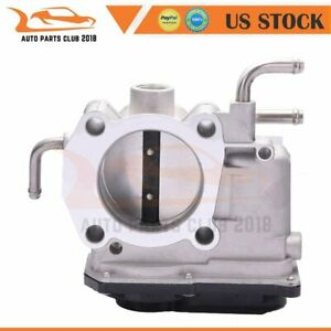 Complete Throttle Body For Toyota Camry 2 4l 2005 2006 22030 0h041