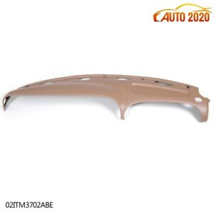 Dash Cover For Dodge Ram 98 99 00 01 02 Molded Dashboard Overlay Cap Beige New