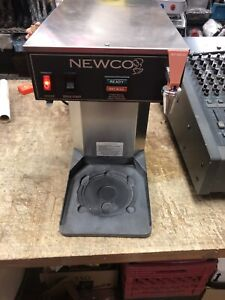 Newco Aktc Cafe Pour Over Commercial Coffee Maker Brewer