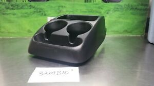 94 02 Ford Ranger Floor Cup Holder Cubby Hump Console Automatic Transmission