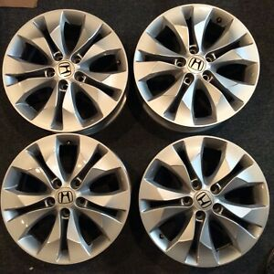 17 1 Set Of 4 Wheels Rims For Honda Accord Civic Crv 2012 2016